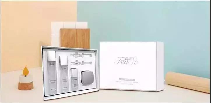 粉涩商城丨粉涩珍珠水光肌焕颜套盒